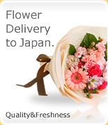 Send Valentine Flowers to Japan!