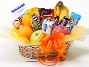 Deluxe Fruit and Sweets box