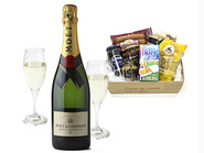 MOET&CHANDON(Champagne)&Special gourmet box